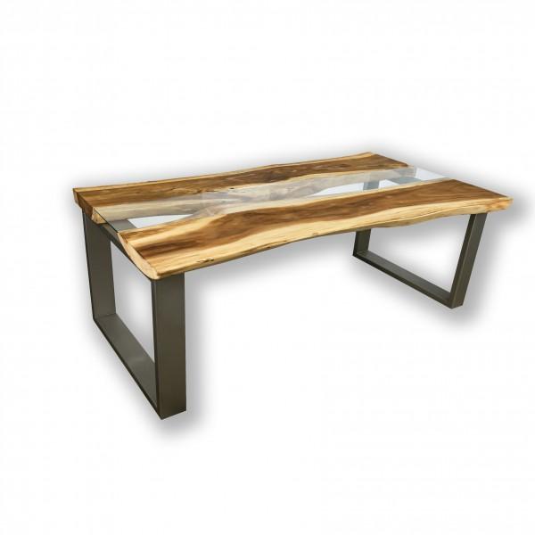 Esstisch Massivholz Suar 2,10x1,1x0,74m